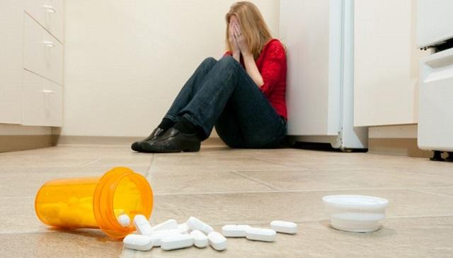 Prescription Pill Addict