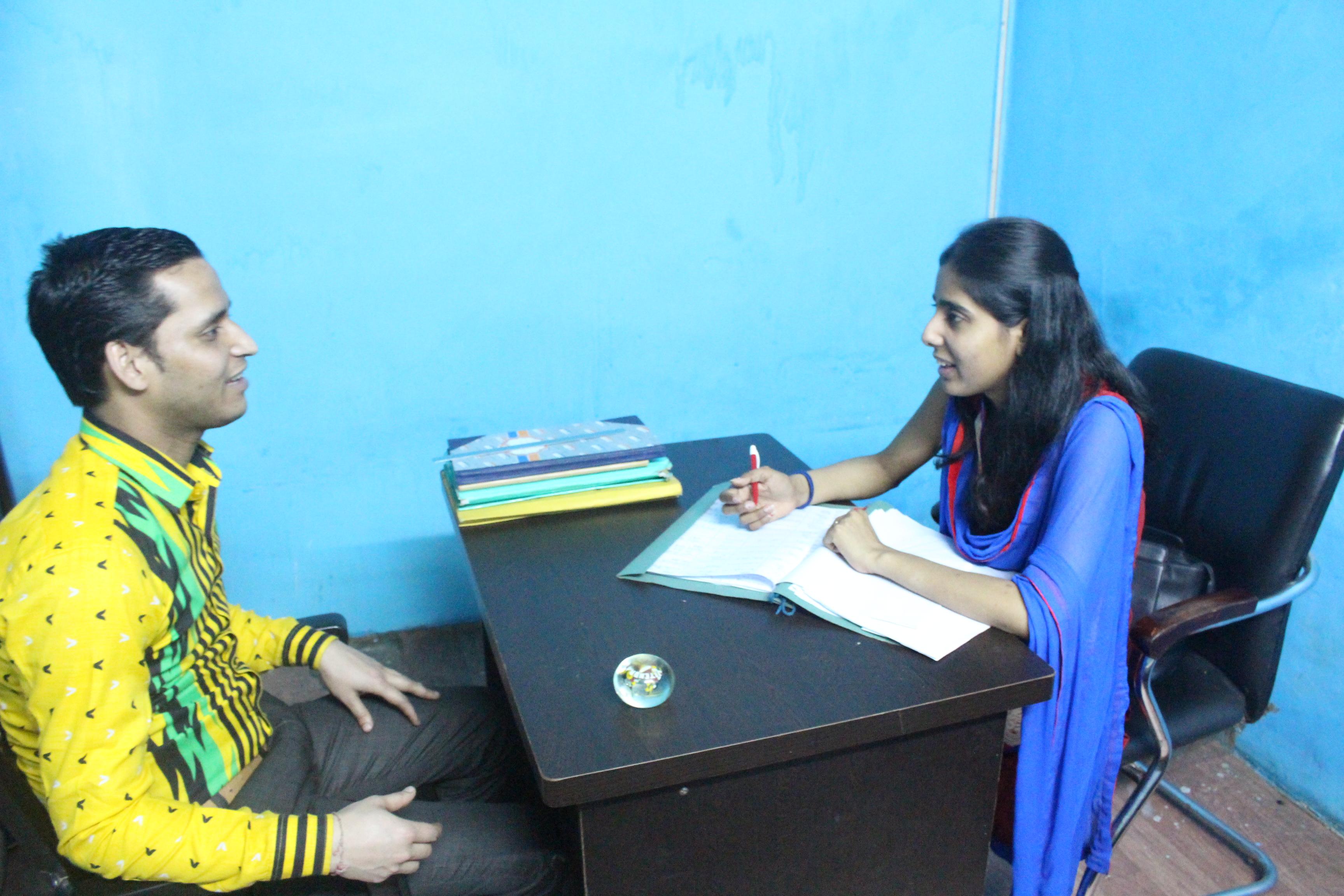 Dr. Divya at Vikalp